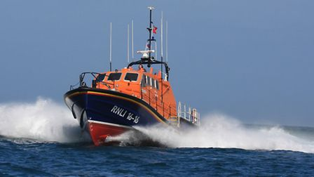 Appledore RNLI were kept busy with a double rescue shout.