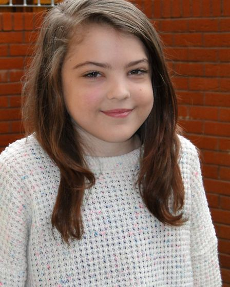 Brave Barnstaple teenager Katie Gammon, 15, is urging people to join her on an emotional fund-raisi