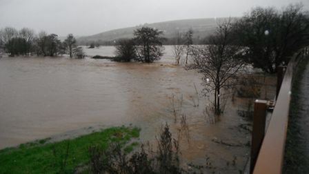 Flooding last winter cost Devon's infrastructure millions of pounds.