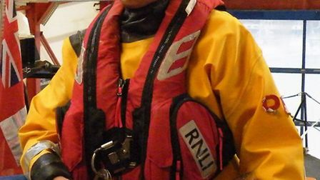 Ilfracombe crew member Ben Bengey, aged 17, has now been on his first 'live' lifeboat shout.