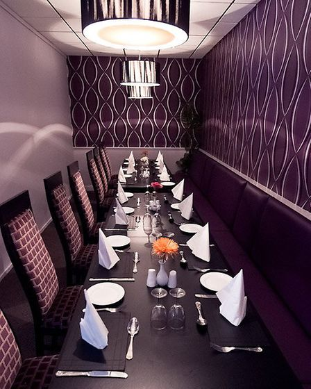 The redesign of the Moghul restaurant in Barnstaple has seen VK Colourworks shortlisted for a global