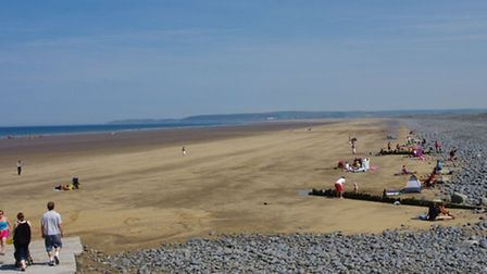 The body of Donna Martin was discovered on Westward Ho! beach.