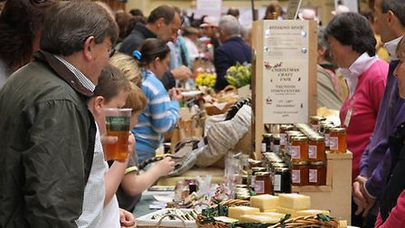 North Devon Foodfest returns to Barnstaple this Sunday. Picture by Steven Seatherton.