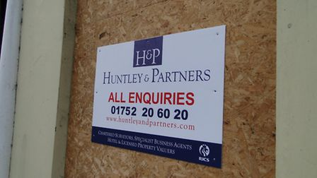 The property has recently come under instruction with Huntley & Partners.