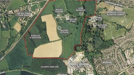 Consultations will be held for the Winsford Park site in Bideford, outlined here.