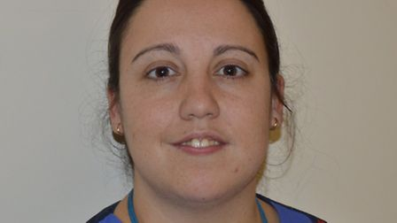 Gemma Scoines, a domestic at NDDH, has been nominated for a Healthcare Hero award.