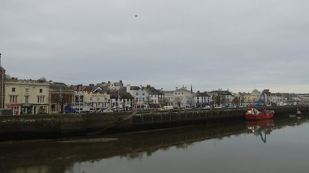 Could the economic tide be turning in Bideford?