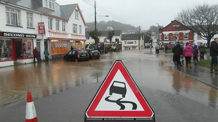 The Environment Agency is warning there is an increased risk of flooding this winter. Pictured: Last