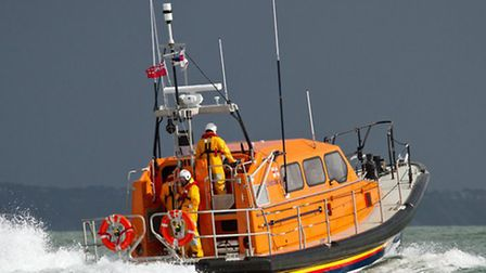 An RNLI Shannon class lifeboat such as will be arriving at Ilfracombe. Picture: RNLI.