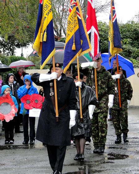 Barnstaple Children's Remembrance Service 2013 in Rock Park. Click on the myphotos24 link to order t