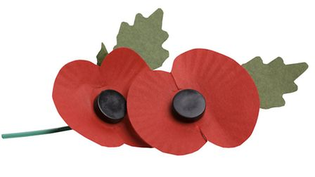 Remembrance Sunday is this weekend, November 10.