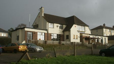 Plans have been submitted to demolish The Borough Arms pub in Forches, Barnstaple.