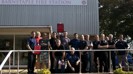 Firefighters are set to strike again on Friday