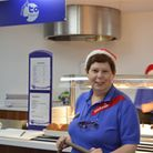 Anne Jeffery, catering assistant at North Devon District Hospital, has been nominated for a Healthca