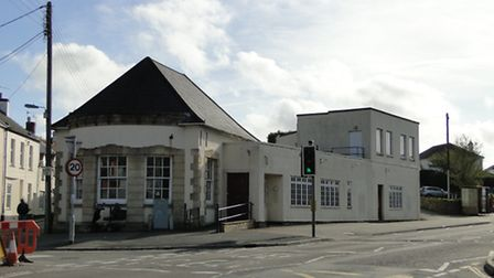 The former Natwest bank in Braunton will become a restaurant and bar.