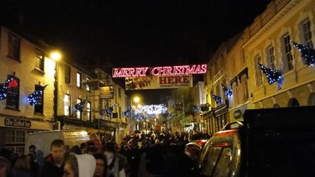 Bideford will be hosting a number of festive activities tomorrow (Saturday).