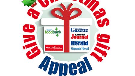 Give a gift to needy families in North Devon this Christmas.