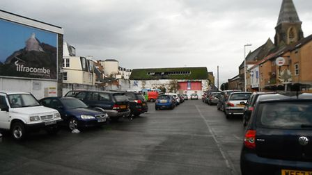 Ilfracombe Town Council has approved plans to demolish the buildings on the former bus station site.