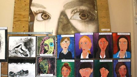 Scenes from the Art Expo. Picture: Susi Atkinson.