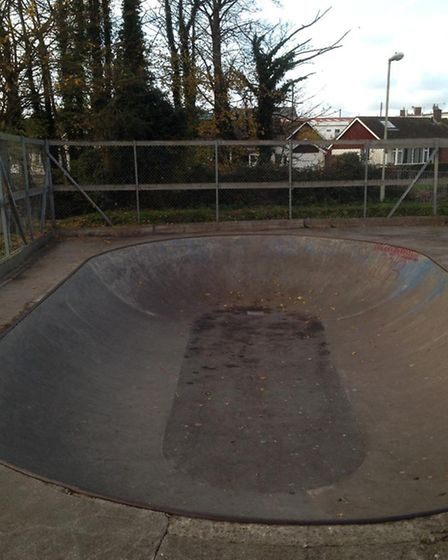 An appeal has been launched to regenerate the Braunton Skate Bowl.