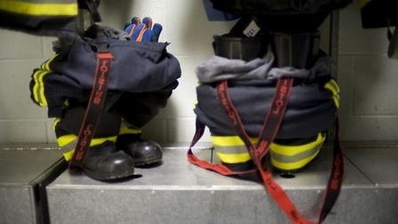 Can you fill these boots? Bideford and Torrington are looking to take on retained fire fighters.
