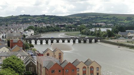 Barnstaple and other North Devon towns are being targeted by housing developers.