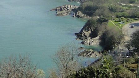 St James Park, to the right of Ilfracombe Harbour, has received £9,000 in council grants.