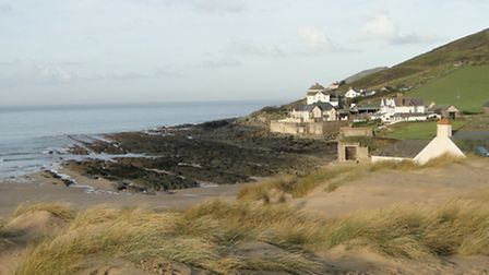 Volunteers will be joining a beach clean at Croyde.
