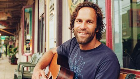 Jack Johnson will be performing at the Somersault Festival at Castle Hill in Filleigh this summer.