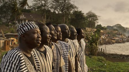 Sierra Leone Refugee All Stars will be performing at the Somersault Festival at Castle Hill in Fille