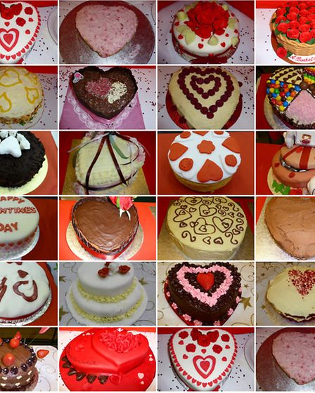 A total of 22 aspiring bakers entered the inaugural Great Barum Bake Off on Friday.