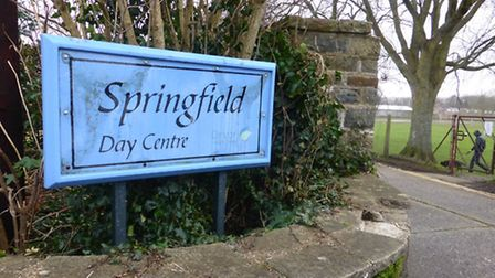 The Springfield Day Centre in Bideford is among 11 centres for the elderly and disabled facing closu