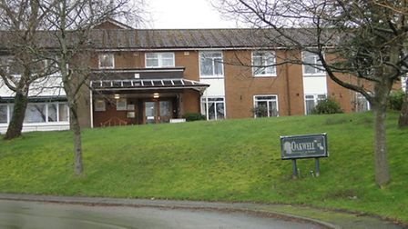 Oakwell care home at Bickington in Barnstaple.