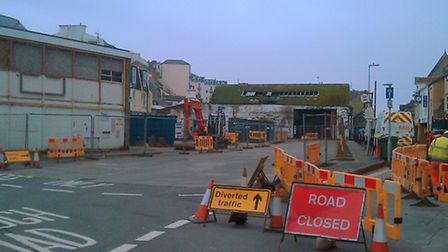 Work on demolition is expected to start soon at the Ilfracombe bus station site after planning permi