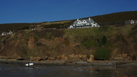 The company is looking for more holiday homes, such as Ocean Point at Saunton.