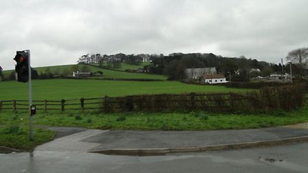Proposals for 80 homes on land at Trayne Farm next to North Devon District Hospital have been deferr