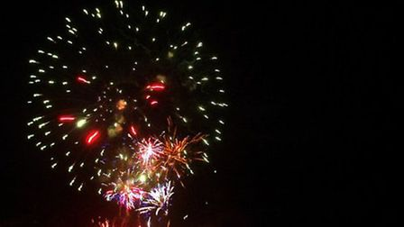 The future of Bideford's New Years Eve celebrations has been secured by a new committee. Pic: Graham
