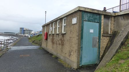 An old toilet block on the seafront at Westward Ho! could become a Moroccan restaurant if new plans