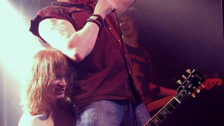 Expect a top tribute to AC/DC with Hells Bells in Bideford on Saturday.