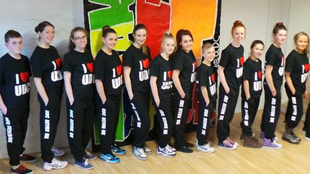 Members of Barnstaple's Unlimited Dance Company are heading to Los Angeles to take part in the annua