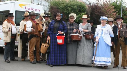 Ilfracombe's Victorians - both the British and American West versions - will be able to return as pl