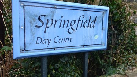 The Springfield Day Centre in Bideford is among those facing closure.
