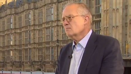 Tory Brexiteer MP for Maldon explained his reasoning in backing Boris Johnson's Brexit deal. Picture