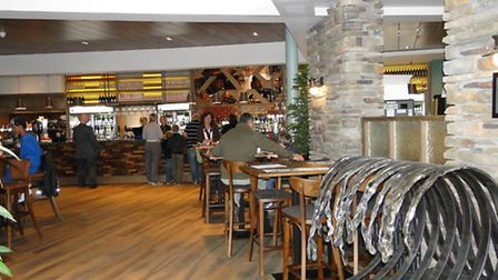 The new Ilfracombe JD Wetherspoon.