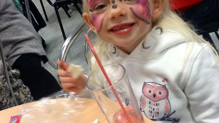 Youngsters enjoyed themselves at the High Bickington Bake-off. Picture by Leoni Bishop