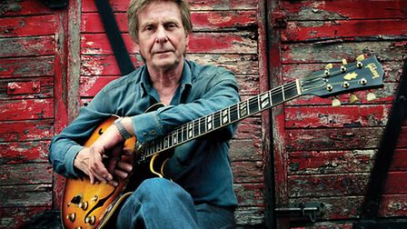 Join ukulele master and veteran English rock 'n' roll musician Joe Brown at the Queen's Theatre on S