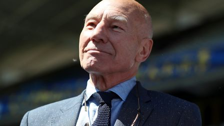 People's Vote supporter Patrick Stewart is funding many coaches to the march.