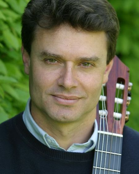Join classical guitarist Craig Ogden at Woolhanger Manor, Parracombe, on Friday (June 6).