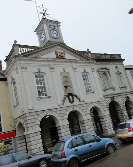 Plans for a new school in South Molton look set to take a big step forward this week. Picture: Andy