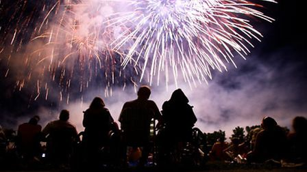 Barnstaple will see in 2015 with a fireworks display, it has been confirmed.